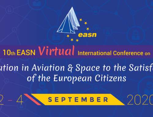AW-Drones joins the 10th EASN Conference (and a save-the-date for our 2nd workshop)