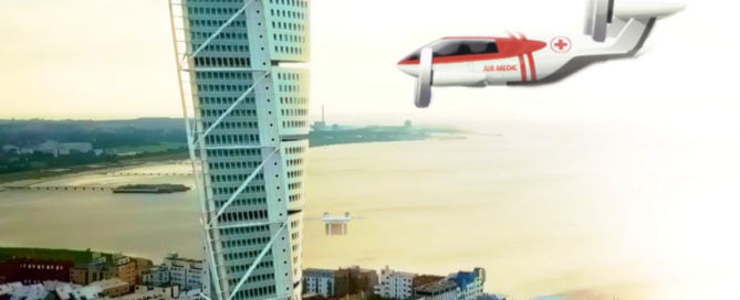 Urban Air Mobility acceptance study released