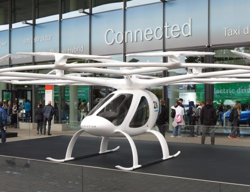 EASA issues first approval for defined drone operations to Volocopter